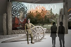 TANK 100 : the centenary approaches