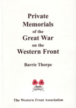 Private Memorials of the Great War on the Western Front