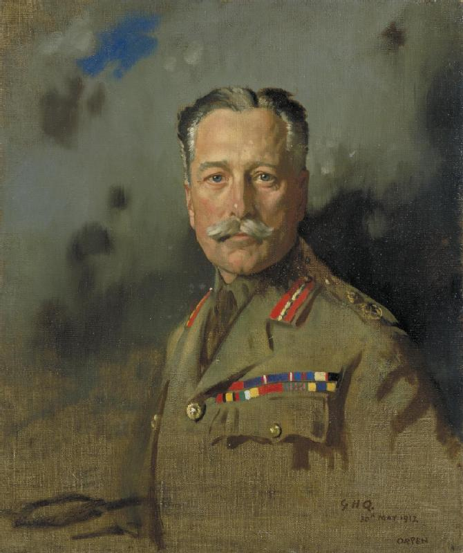 Sir Douglas Haig portrait